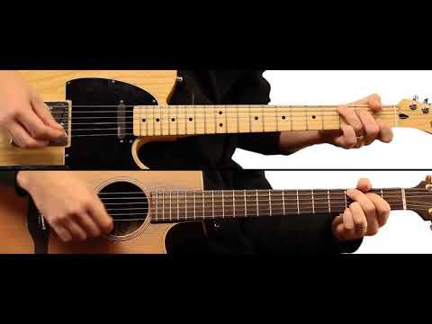 I'm Gonna Be Somebody Guitar Lesson - Travis Tritt