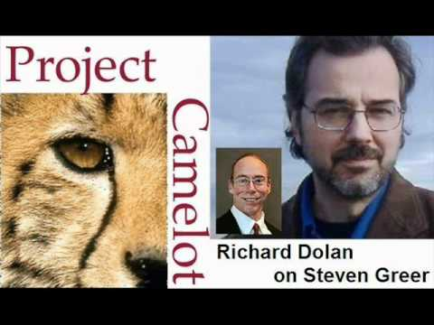 PC-Richard Dolan on Steven Greer - 1/2