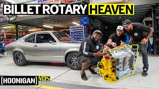 The Greatest Rotary Shop in All of Australia? Spitting Fire at PAC Performance