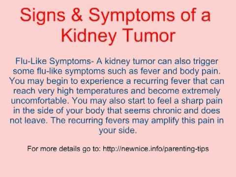 Kidney Cancer Symptoms In Females