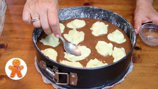 Шоколадный Пирог Торт с Заварным Кремом