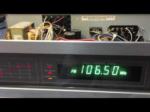 MCS 3249 Receiver - Repair & Testing