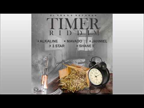 Timer riddim Mix ▶Mavado,Alkaline,Jahmiel & More (Djfrass Records )Mix by djeasy