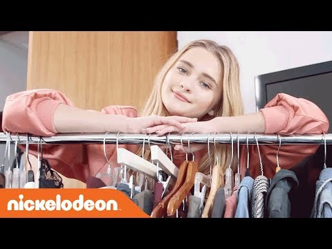 👜 What's Lizzy Greene Wearing To Her First NYC Fashion ?👗  Nicky, Ricky, Dicky & Dawn  Nick
