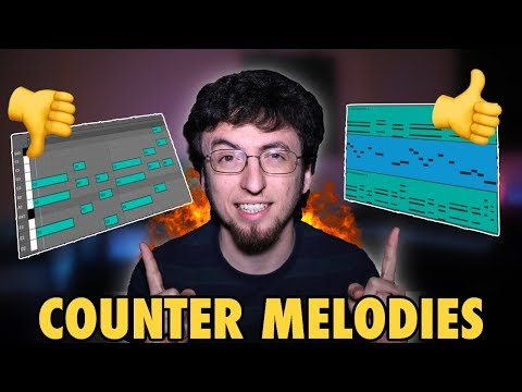 The FASTEST way to make COUNTER MELODIES (no music theory required)
