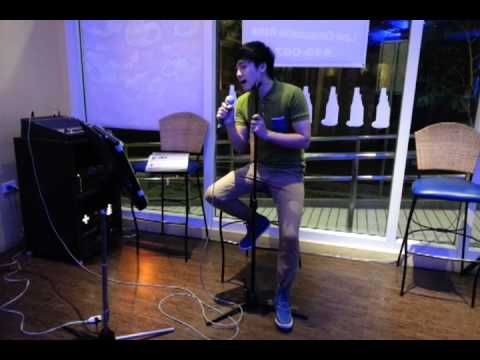 Let Me Be The One - Jimmy Bondoc (Live Cover) by Carlo Borja Medina II