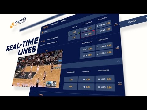 Sports Interaction: Sportsbook review