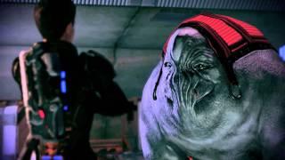 Mass Effect 2: Kenn and Harrot on Omega