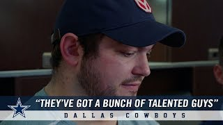 "Zack Martin: ""They've Got A Bunch Of Talented Guys"" 