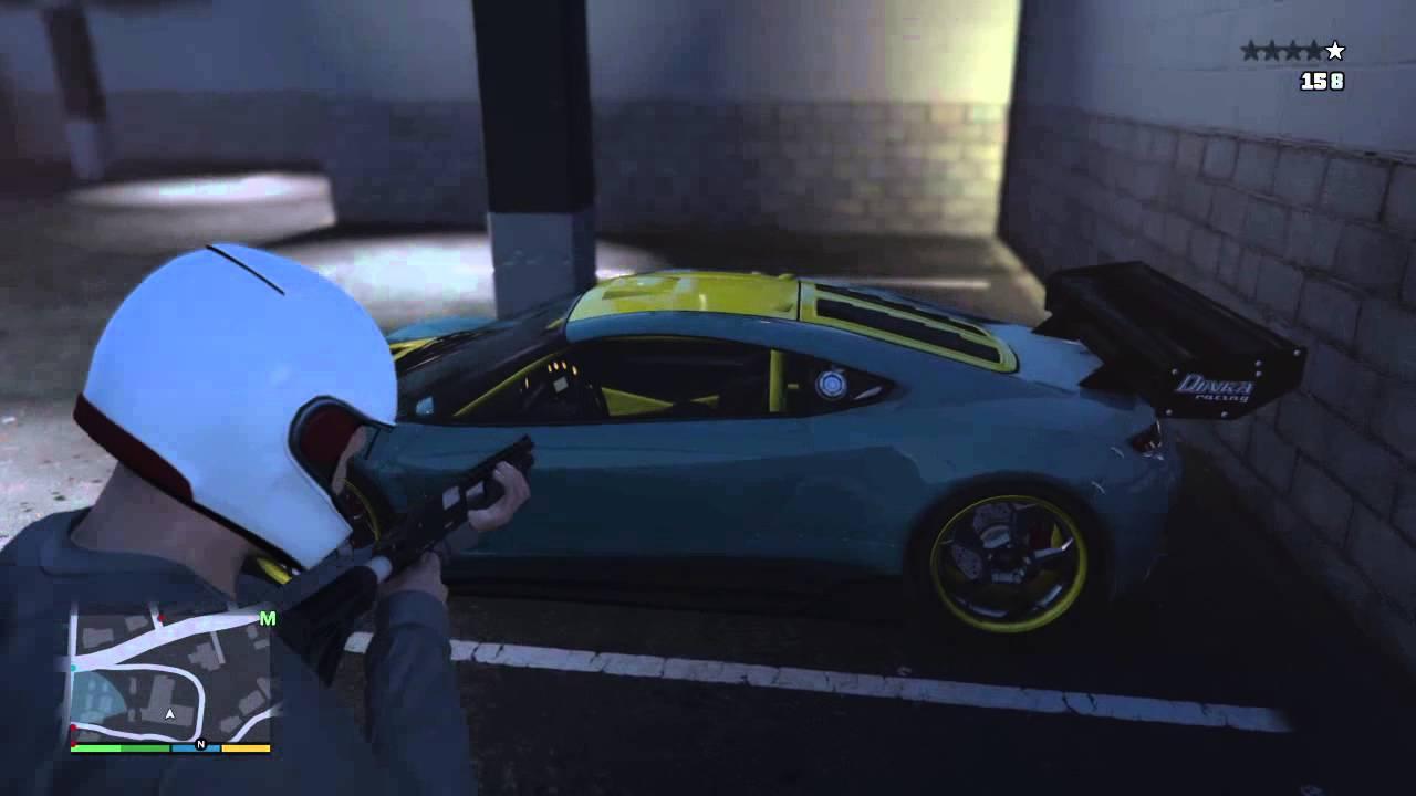 Lokasi Free Full Mod Sport Car Gta