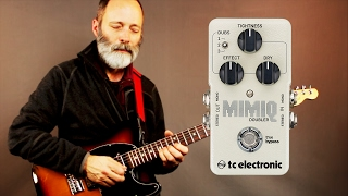Ambient Guitar Gear Review - TC Electronic Mimiq (Doubler Double Track ADT)