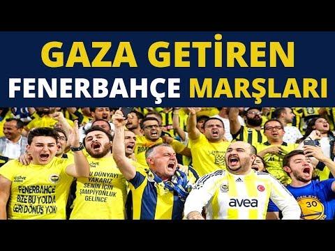 GAZA GETİREN FENERBAHÇE MARŞLARI (+18 KÜFÜRLÜ)