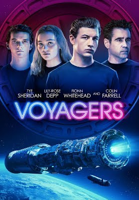 Voyagers (2021 Movie) Official Trailer – Tye Sheridan, Lily-Rose Depp -  YouTube