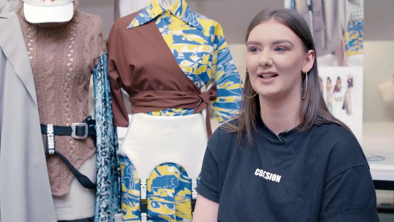 Study Fashion Design At University Of Hertfordshire Study In Uk Uk Scholarship Youtube