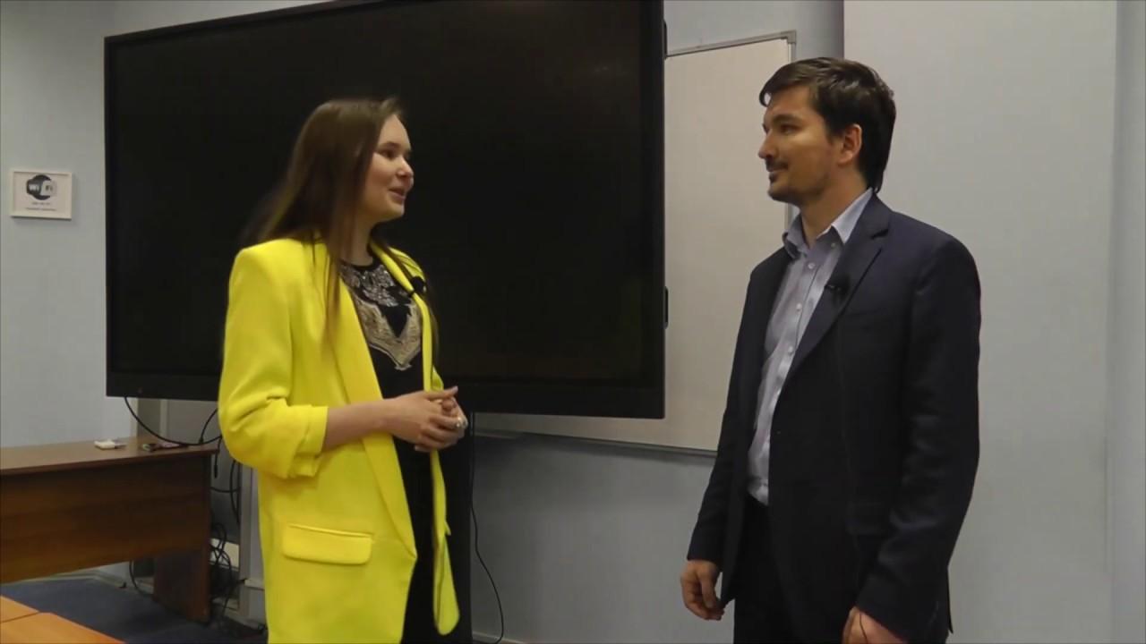 Экспресс-интервью с Элиной Пахомовой по итогам тренинга с Дмитрием Тараном в МГТУ им.  Баумана