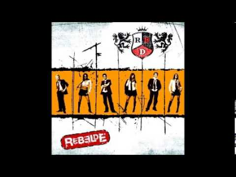RBD   Rebelde CD Completo Versão Mexico TRAVEL_VIDEO