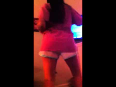 Ole miss girl dancing