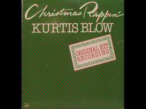Kurtis Blow Christmas Rappin
