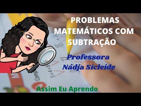 Problemas Matemáticos 5º ano do fundamental I