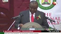 Govt allocates Ksh 450.9B to fund Big Four Agenda
