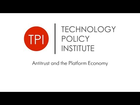Antitrust and the Platform Economy