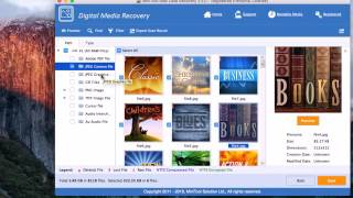 Digital Media Recovery on Mac OS X, MiniTool Mac Data Recovery
