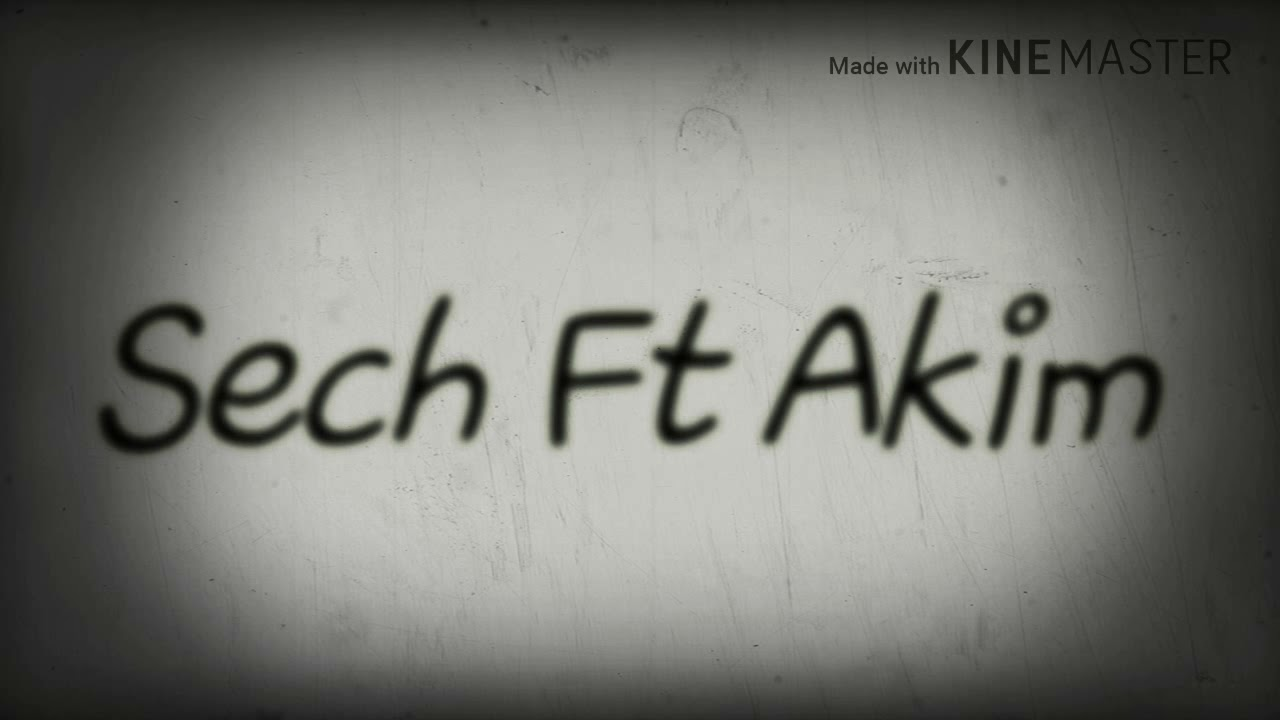 Sech Ft Akim Very Busy (AudioOfficial)