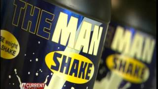 Channel 9's story of the Man Shake