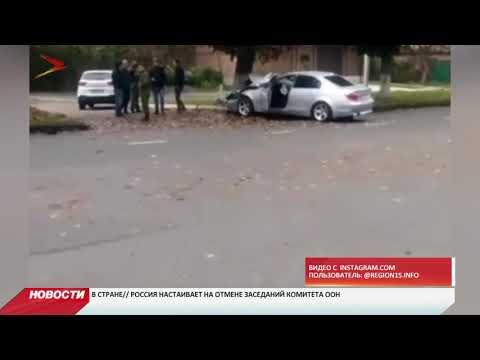 Два человека погибли в ДТП во Владикавказе