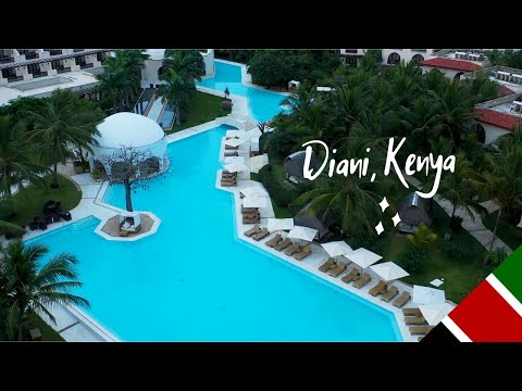The MOST AMAZING Beach Resort in Africa | TRAVEL Vlog