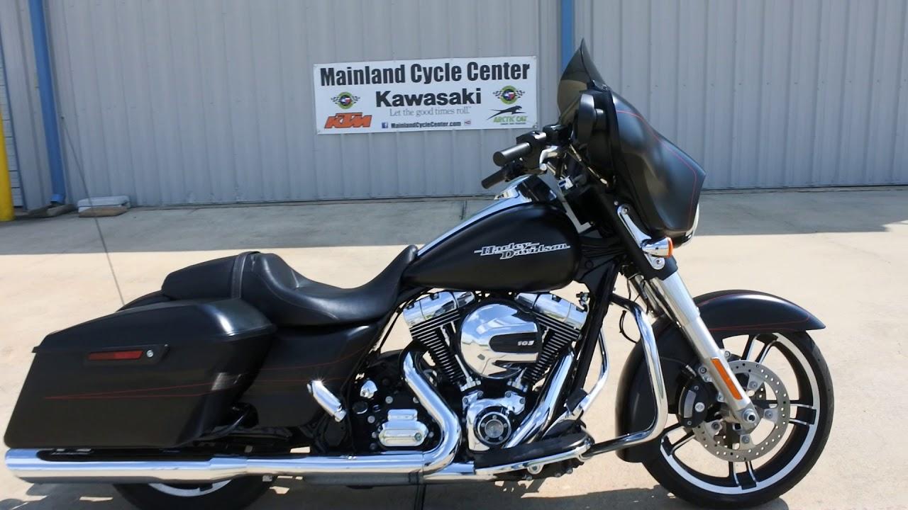 For Sale 15 499 Pre Owned 2015 Harley Davidson Street Glide Special In Black Denim
