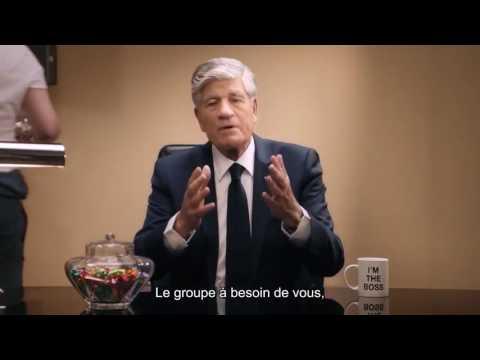 Les excellents voeux de Maurive Lévy, PDG de Publicis Groupe