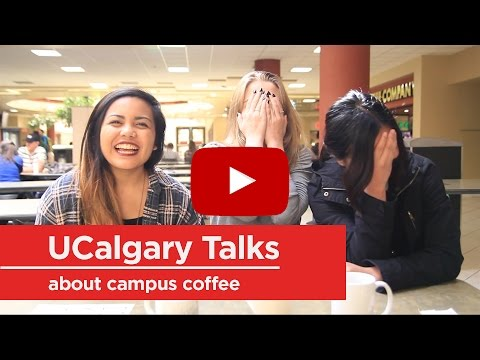 PRELUDE: UCalgary talks campus coffee