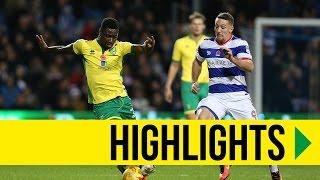 HIGHLIGHTS: Queens Park Rangers 2-1 Norwich City