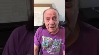 Maestro Jorge Antunes (Apos./UnB)  - Apoio Chapa 1 ADUnB Sempre Viva