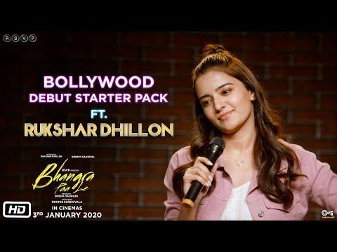 Bhangra Paa Le | Bollywood Debut Starter Pack Ft. Rukshar Dhillon | Sunny, Sneha | 3rd Jan.