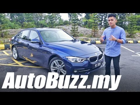 2016 BMW 330e F30 Plug-in Hybrid review - AutoBuzz.my