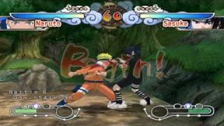Naruto Clash of Ninja PC Game
