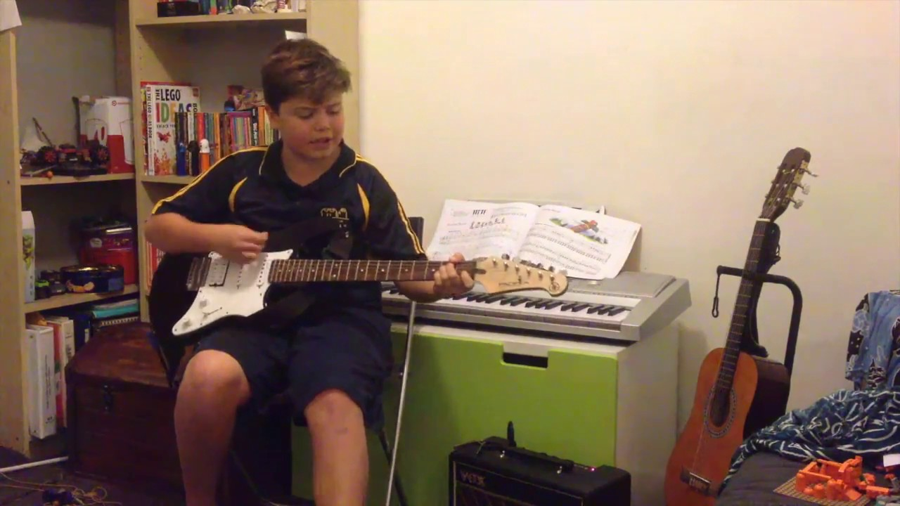 Runaway Baby Sweet Child Of Mine Guitar Covers Dylan Orme Mid