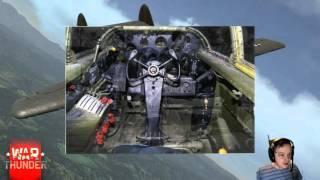 War Thunder 1.57 (P-61 Black Widow)