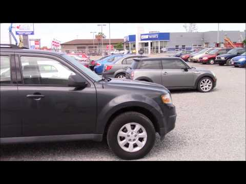 2009 Mazda Tribute Walk around and start up