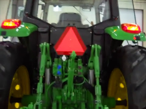John Deere 6150m Sold On Els Youtube
