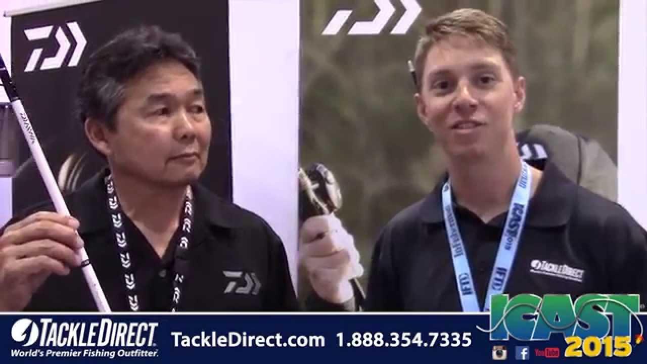 Daiwa Team Daiwa Surf Rod at ICAST 2015