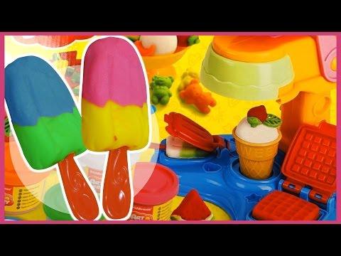 #66   Пластилин   Учим цвета   Учим фигуры   Лепим из пластилина