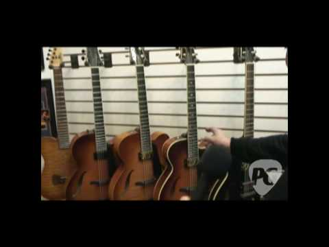 Rudy's Music - Rudy Tours Roger Sadowsky's Shop