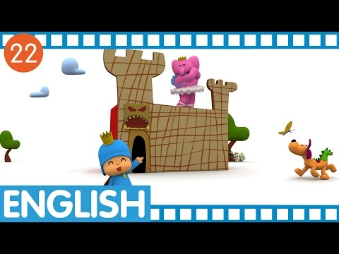 Pocoyo in English - Session 22 Ep. 33-36