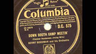 Benny Goodman and his Orchestra - Down south camp meetin`