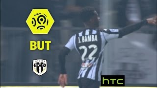 Video Gol Pertandingan Angers SCO vs Montpellier