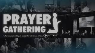 South Jersey Prayer Gathering 11/1/2016