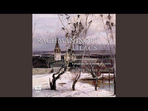 Rachmaninov: 6 Moments Musicaux, Op.16 - No. 5 In D-Flat Major, Adagio Sostenuto